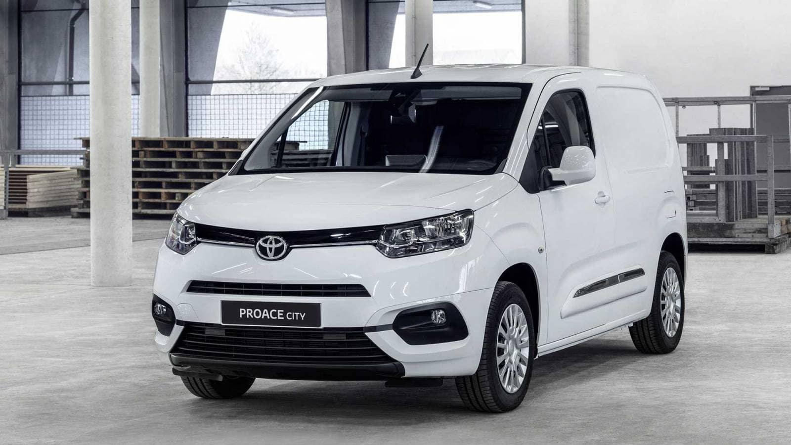 Toyota Proace City Furgon